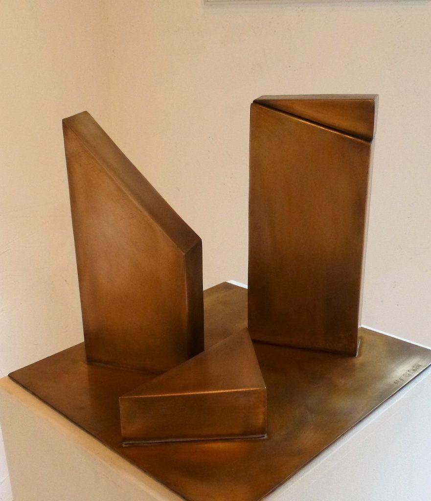 Maßlos /2018, Bronze
